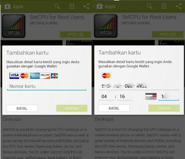 Cara Membeli Aplikasi di Playstore Dengan Virtual Card Number ( VCN )