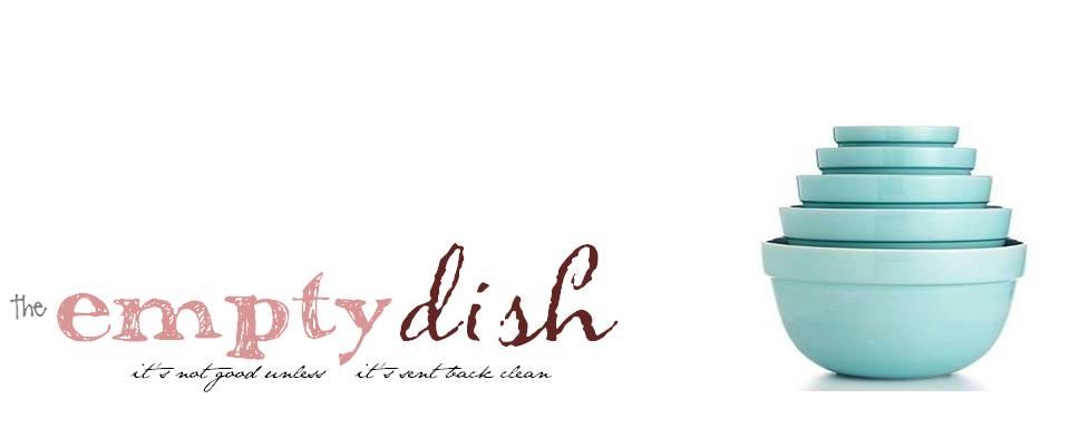 The Empty Dish