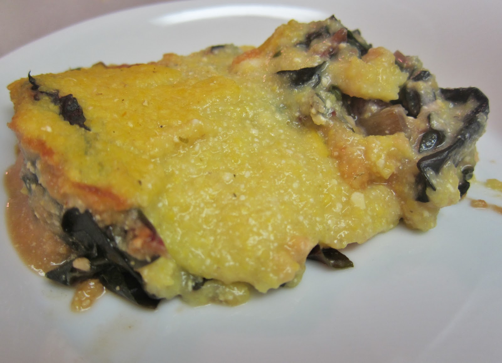 Cannelloni With Swiss Chard And Fresh Goat Cheese Recipe ...