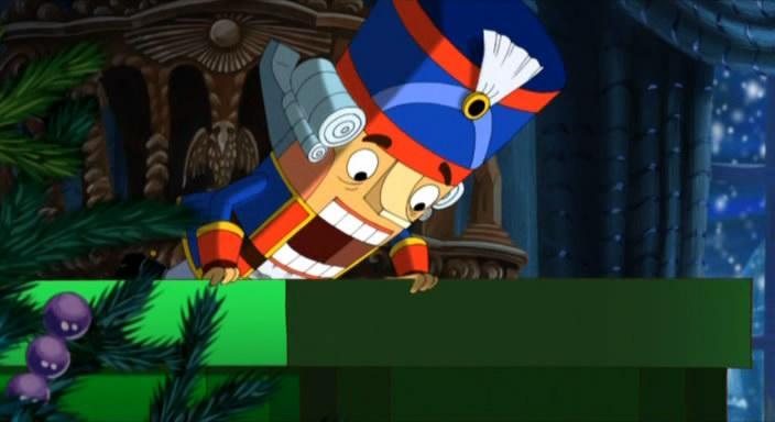 Барби и щелкунчик смотреть онлайн мультфильм бесплатно в