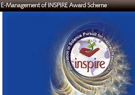 Schools participating in the INSPIRE Award Scheme