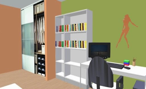 Decoraci n e ideas para mi hogar consejos para decorar for Habitacion de estudio