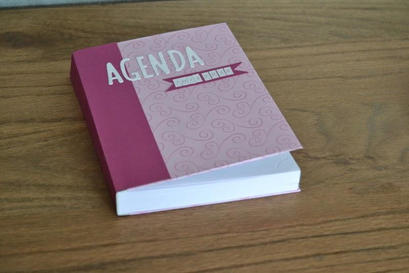 customiser son agenda. Black Bedroom Furniture Sets. Home Design Ideas