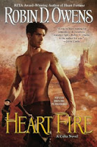 Giveaway: Heart Fire