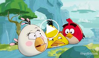 Hoạt Hình Angry Birds