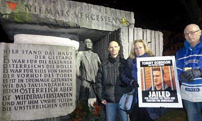 Free Tommy Nov. 24 2012: Vienna