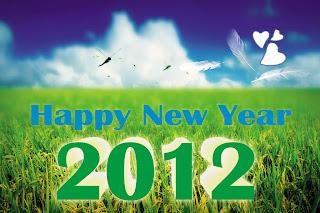 Kumpulan Ucapan Tahun Baru 2012