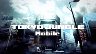 tokyo jungle mobile logo Tokyo Jungle Mobile (AND/PSV)   Logo, Screenshots, Trailer, & Official Site Link
