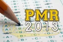 Keputusan peperiksaan Penilaian Menengah Rendah (PMR) 2013 akan