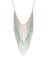 A Fringe Necklace