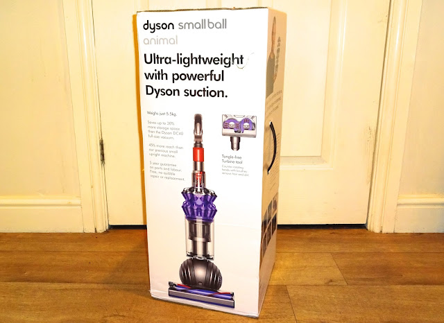 Dyson Small Ball animal review