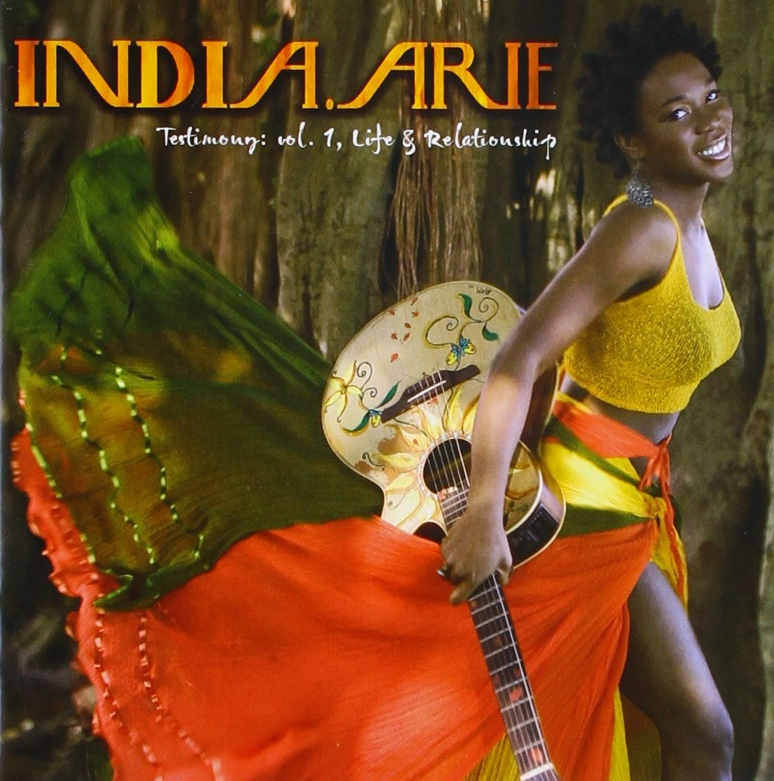 Album Reviews - Testimony: Vol. 1, Life & Relationship by India Arie