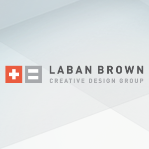Laban Brown Design Essex - new Identity design