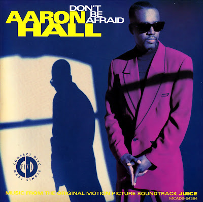 Aaron Hall - Don\'t Be Afraid (Juice Soundtrack)-CDS-1992