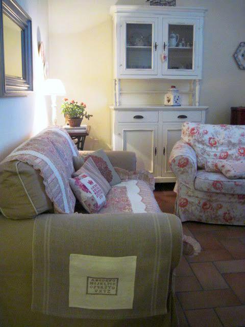 Creamaricrea fotografa la tua casa paola - Porta telecomandi da divano ...