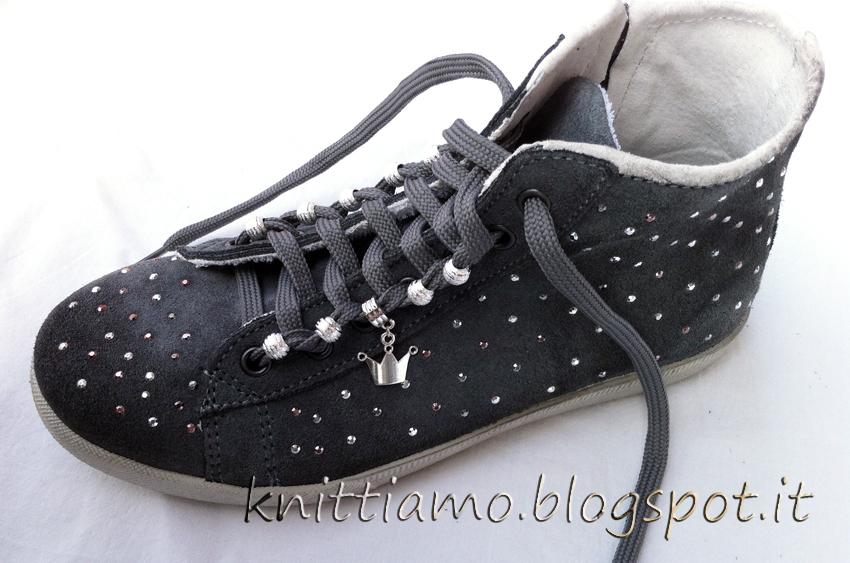 Allacciatura per sneakers
