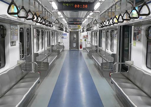 SEOUL METROPOLITAN SUBWAY   서울지하철