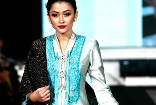 Design And Style Islamic Clothing Go To Indonesia