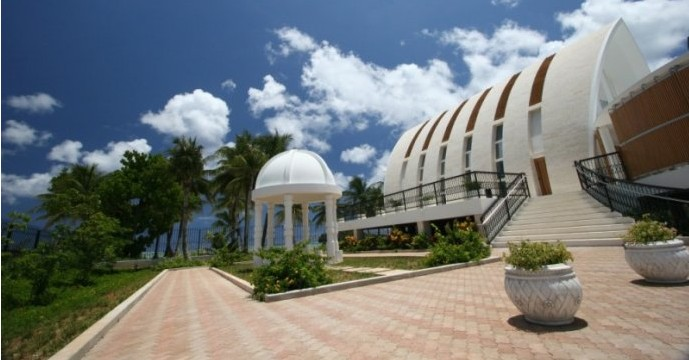 St.Maria Arena Chapel in Guam