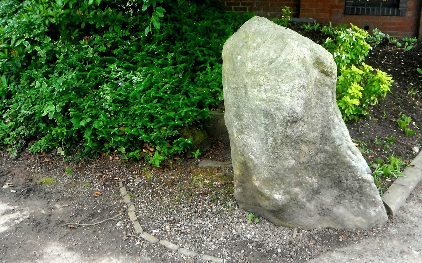'Webb Stone' in Bradley