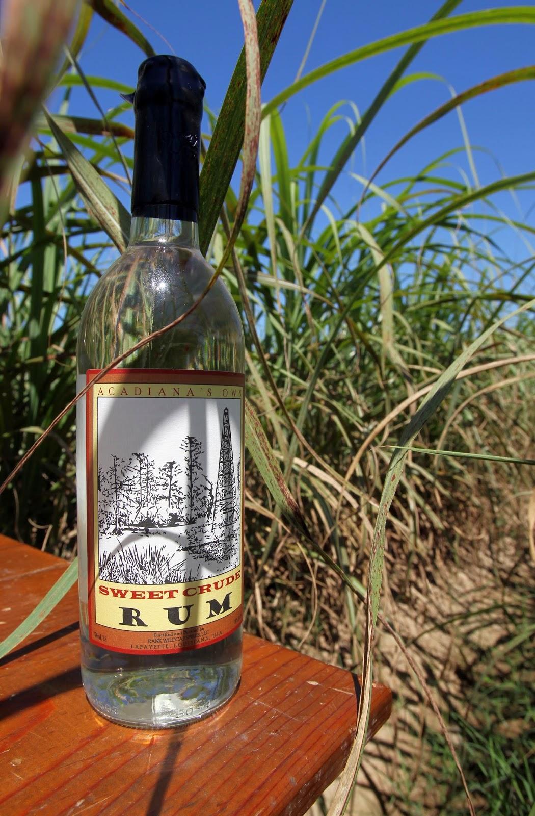 Sweet Crude Rum