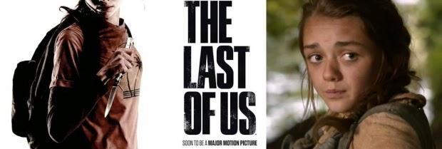 Pocket Hobby - www.pockethobby.com - #HobbyNews - The Last of Us, Maisie Williams, Arya Stark e muito mais!!