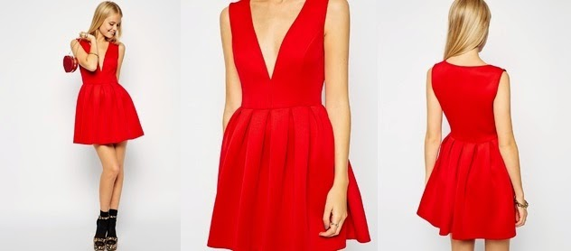 http://www.sheinside.com/Red-Sleeveless-V-Neck-Flared-Dress-p-190549-cat-1727.html?aff_id=2476