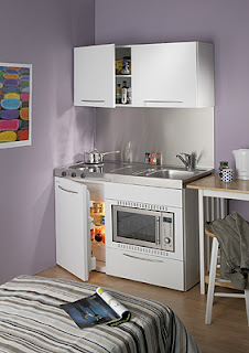kitchenette limatec blanca