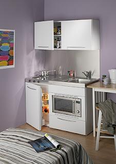 kitchenette limatec blanca