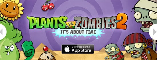 descargar gratis plants vs zombies 2