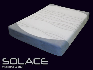 """SOLACE"" Bed Art"