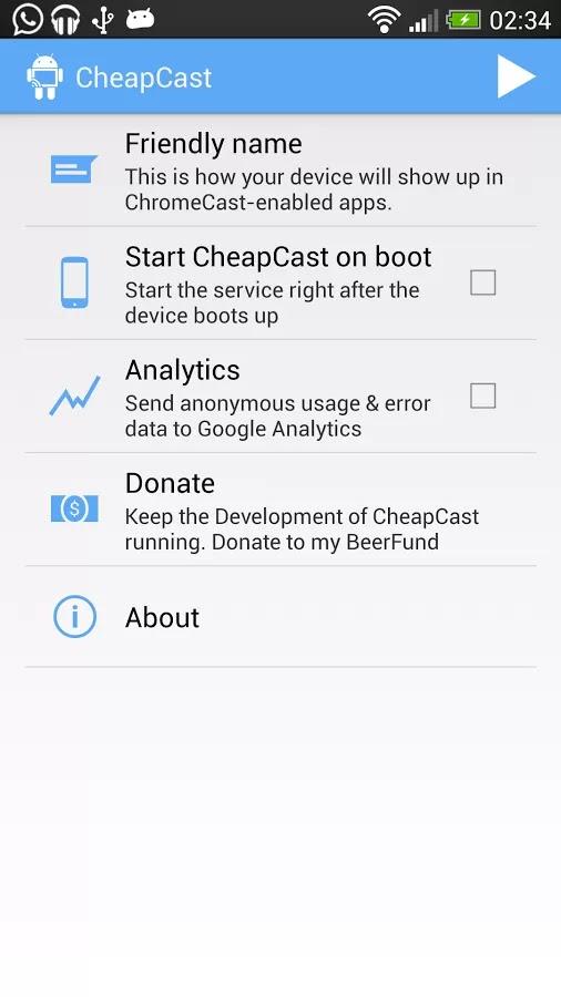 CheapCast v0.3.8-BETA
