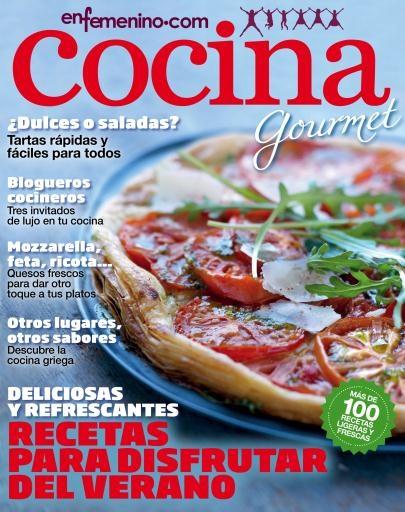 Revista Cocina | La Cocina De Ile En La Revista Enfemenino Gourmet Las Recetas De