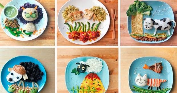 Revista promocionarte samantha lee cocina culinaria for Cocina creativa para ninos