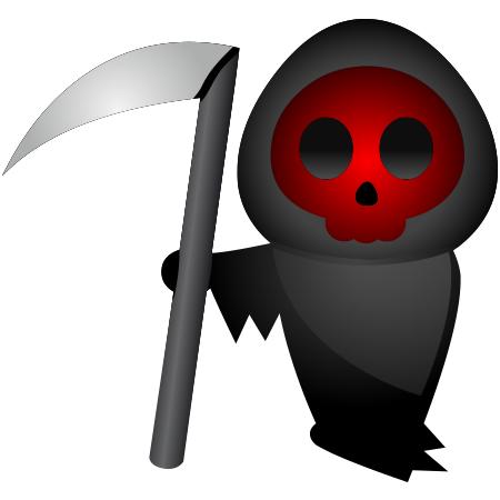 Grim Specter Icon