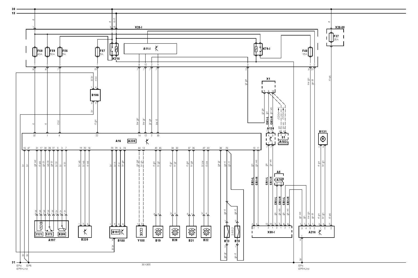1g-fe электро схема