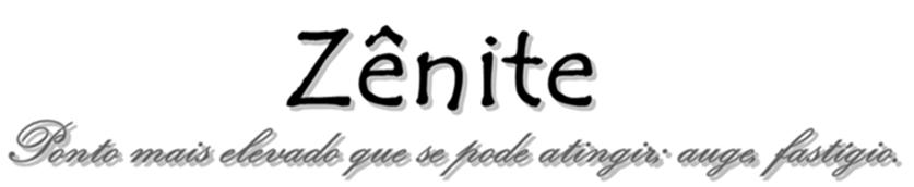 Zênite