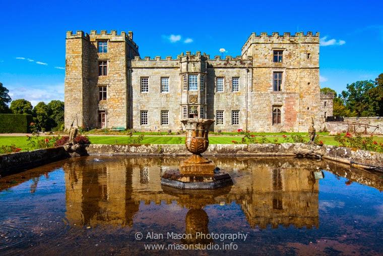 Замък Англия