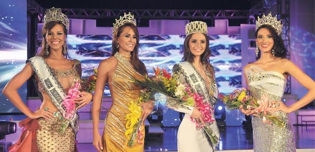 Miss Panama 2012 Stephanie Vander Werf