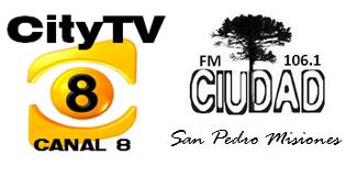 Señal en vivo CANAL 8 City TV