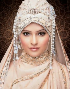 Top 5 Latest Wedding Hijab Styles For Women