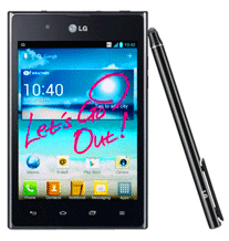 LG Optimus VU P895 launches with 5 inch IPS display and 1.5 GHz Nvidia Tegra Quad-core for Rs. 34500