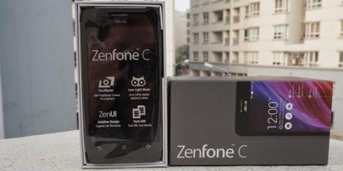 ASUS Zenfone C Smarphone 1.5 jutaan