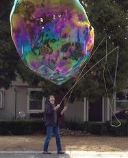 ¡Es una burbuja!
