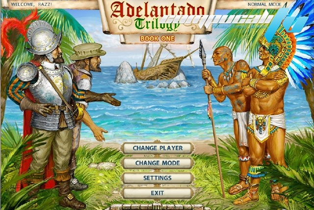 Adelantado Trilogy Book Three PC Full