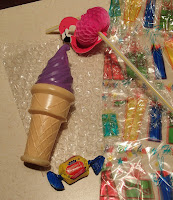 bubble birthday party favors