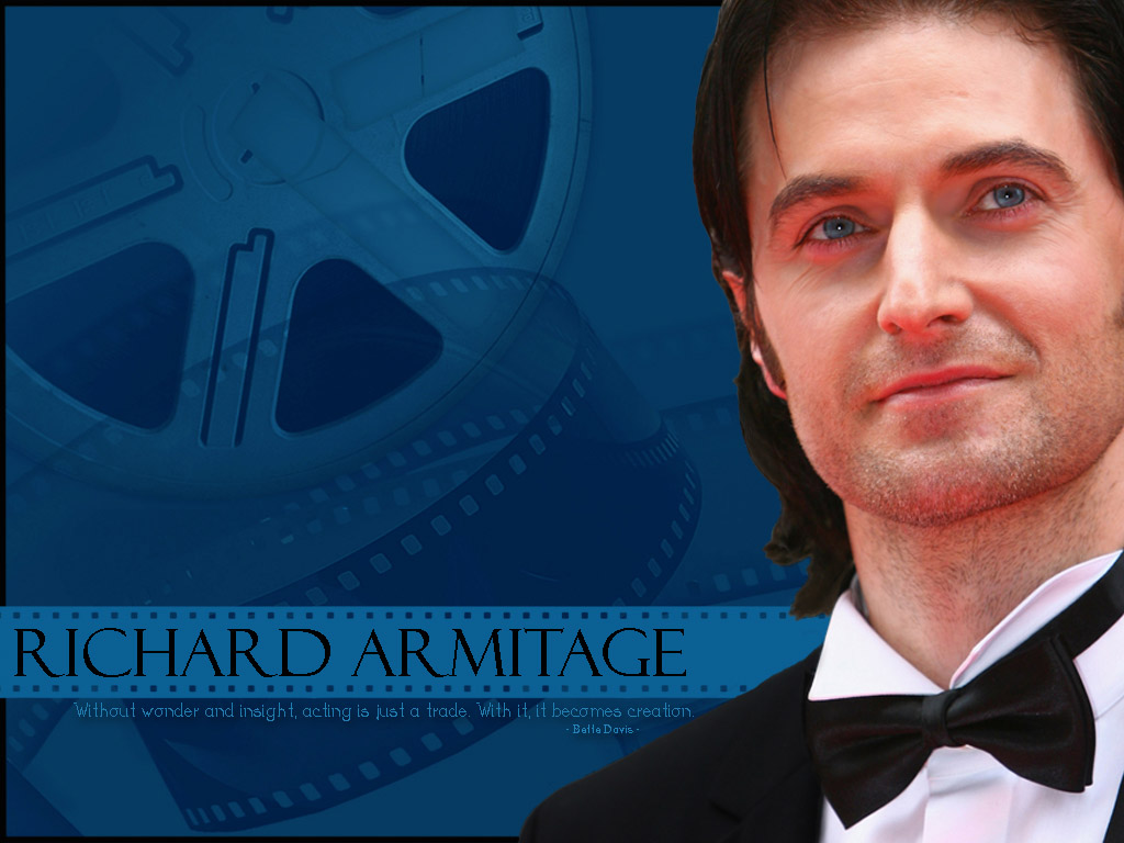 Richard Armitage to the stars