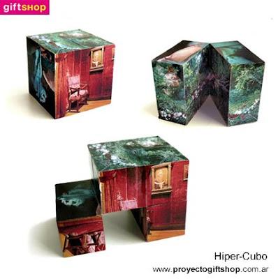 arteBA 2011 | giftSHOP: Hiper-cubo