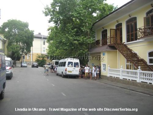 Livadia Crimea