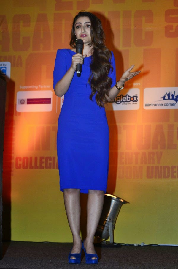 Soha Ali Khan At Education Boutique 2014